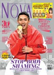NOVA Magazine Cover ED 1593 September 2018