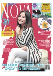 Cover Majalah NOVA ED 1594 September 2018