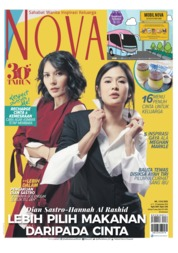 Cover Majalah NOVA ED 1595 September 2018