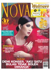 Cover Majalah NOVA ED 1596 September 2018