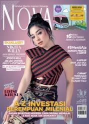Cover Majalah NOVA ED 1598 Oktober 2018