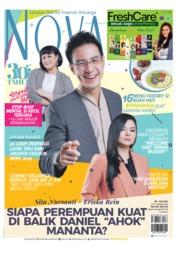 Cover Majalah NOVA ED 1602 November 2018