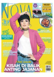 Cover Majalah NOVA ED 1604 November 2018