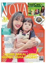 Cover Majalah NOVA ED 1606 November 2018