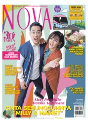 NOVA Magazine Cover ED 1608 December 2018