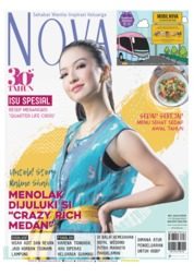 NOVA Magazine Cover ED 1612 January 2019