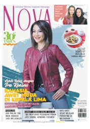 NOVA Magazine Cover ED 1615 February 2019