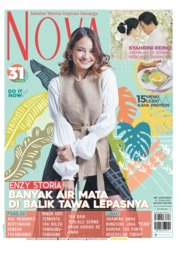 NOVA Magazine Cover ED 1620 March 2019