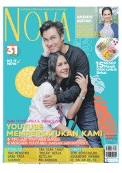 Cover Majalah NOVA ED 1624 April 2019
