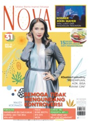 Cover Majalah NOVA ED 1625 April 2019