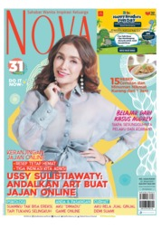 Cover Majalah NOVA ED 1626 April 2019