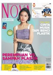 Cover Majalah NOVA ED 1628 Mei 2019