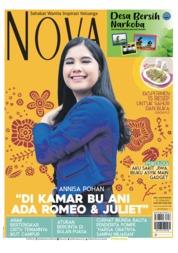 Cover Majalah NOVA ED 1629 Mei 2019