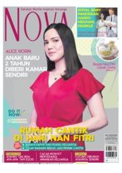 Cover Majalah NOVA ED 1630 Mei 2019