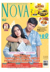 NOVA Magazine Cover ED 1641 August 2019