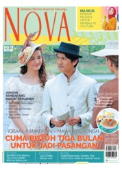 NOVA Magazine Cover ED 1642 August 2019