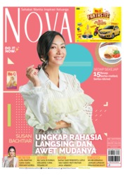 NOVA Magazine Cover ED 1645 September 2019