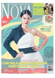 Cover Majalah NOVA ED 1646 September 2019