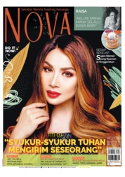 NOVA Magazine Cover ED 1652 October 2019