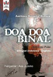 Cover Doa-doa Binal (Antologi Puisi dwi bahasa) oleh