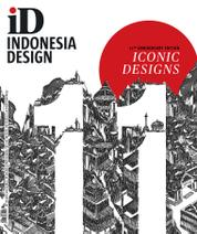Cover Majalah INDONESIA design Anniversary 11th Anniversary Edition