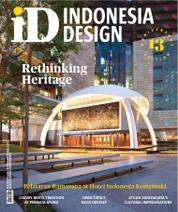 Cover Majalah INDONESIA design Anniversary