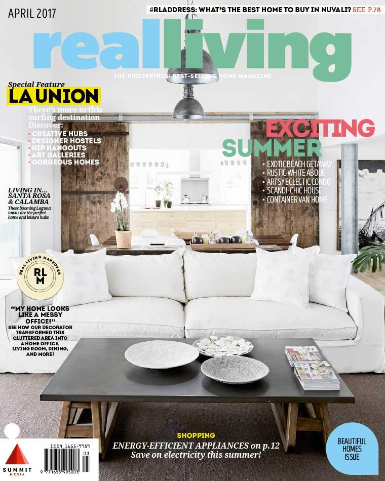 Living At Home Abo living philippines magazine april 2017 gramedia digital