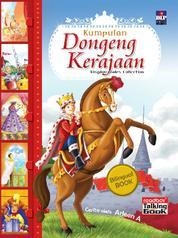 Cover Kumpulan Dongeng Kerajaan oleh