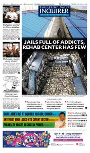 Cover Philippine Daily Inquirer 30 Maret 2017