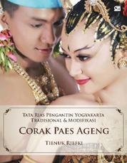 Cover Tata Rias Pengantin Yogyakarta - Corak Paes Ageng oleh