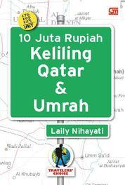 Cover 10 Juta Rupiah Keliling Qatar & Umrah oleh