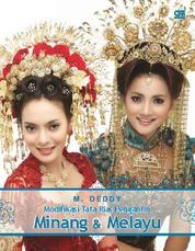 Cover Modifikasi Tata Rias Pengantin Minang & Melayu oleh