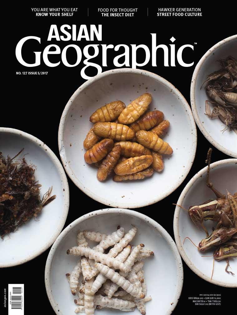 Majalah Digital ASIAN Geographic ED 127 September 2017