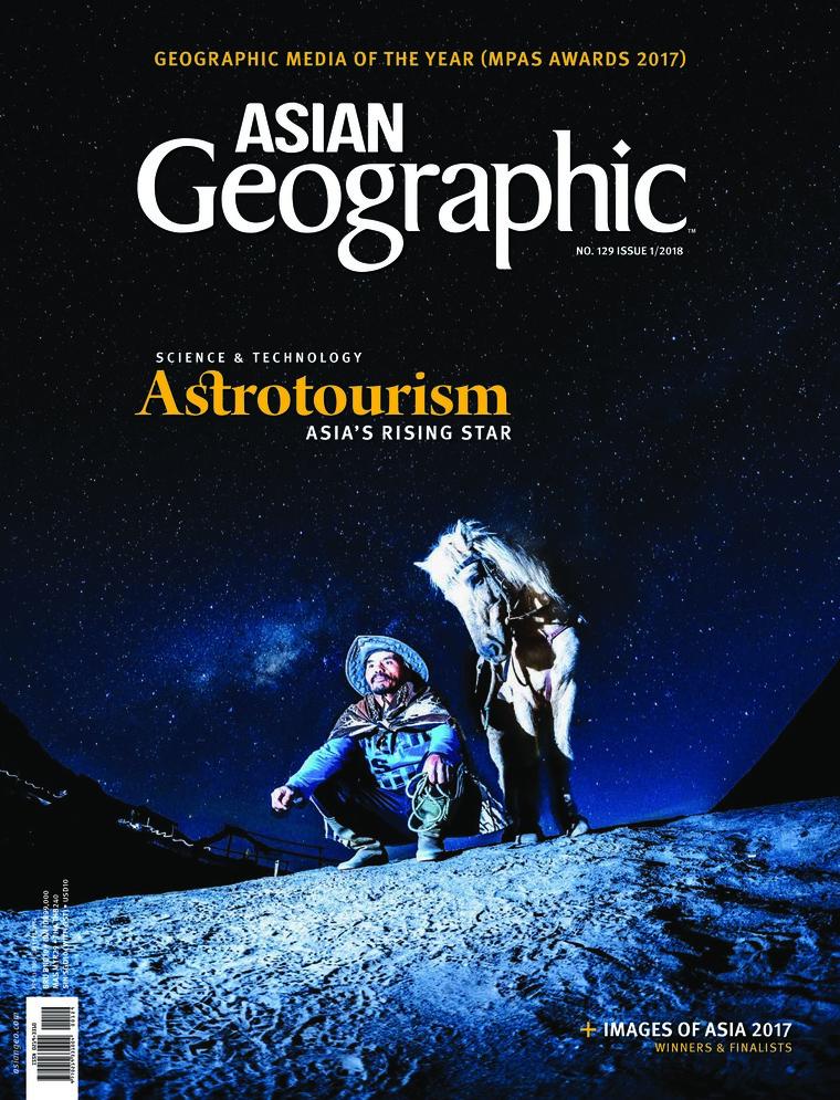 Majalah Digital ASIAN Geographic ED 129 Februari 2018