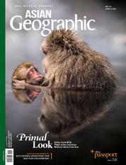 Cover Majalah ASIAN Geographic ED 116 Januari 2016