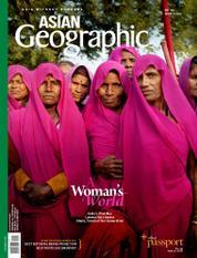 Cover Majalah ASIAN Geographic ED 118 April 2016