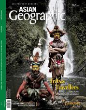 Cover Majalah ASIAN Geographic ED 119 Juli 2016