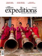Cover Majalah ASIAN Geographic ED 125 Mei 2017