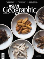 Cover Majalah ASIAN Geographic ED 127 September 2017
