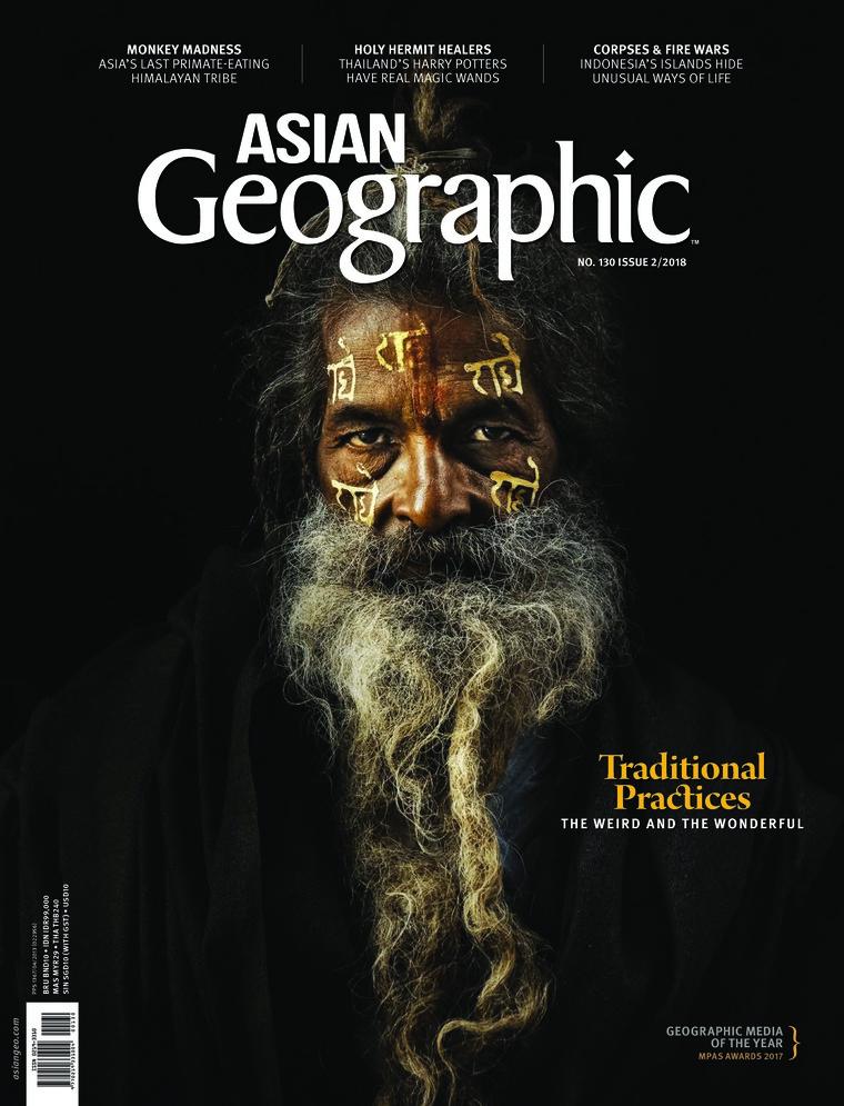 Majalah Digital ASIAN Geographic ED 130 Mei 2018