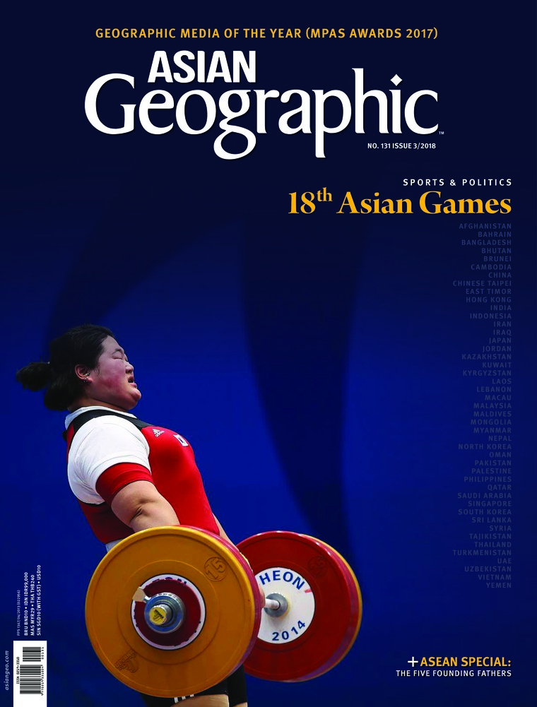 Majalah Digital ASIAN Geographic ED 131 Juli 2018