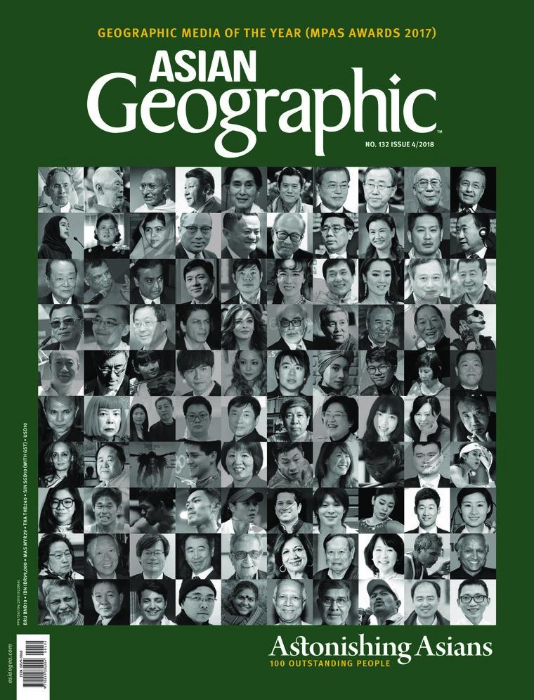 Majalah Digital ASIAN Geographic ED 132 September 2018
