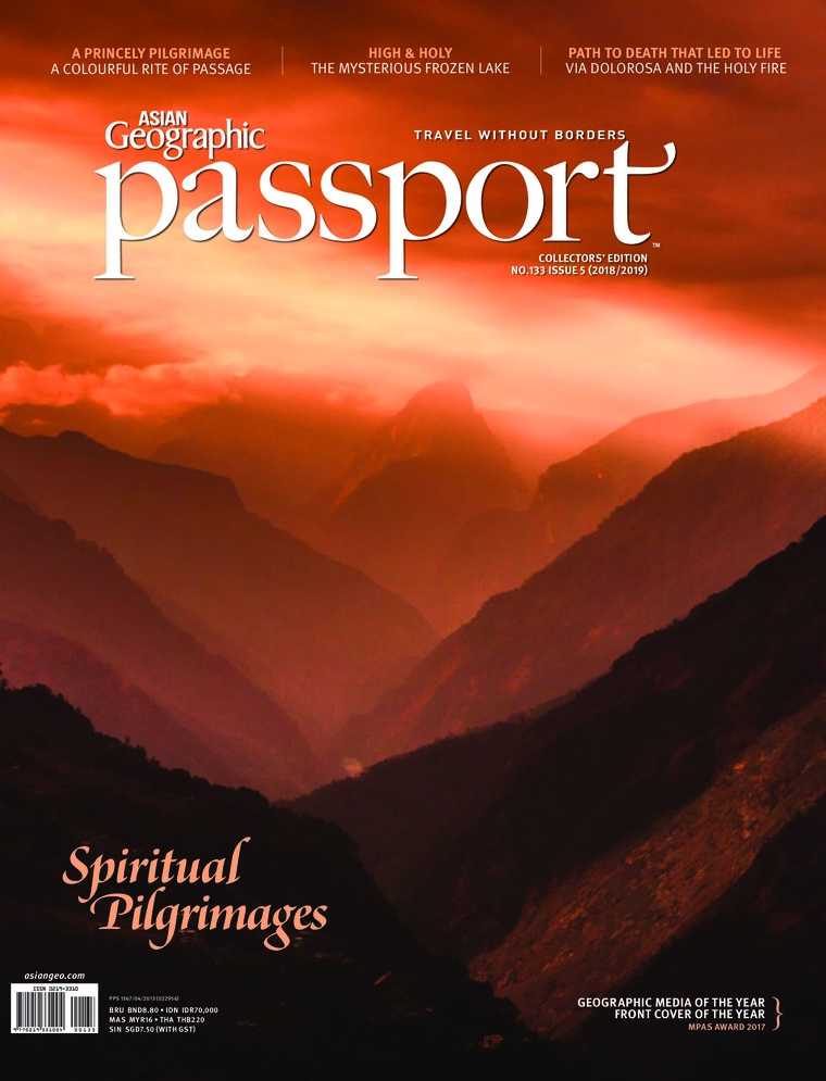 Majalah Digital ASIAN Geographic ED 133 Januari 2019