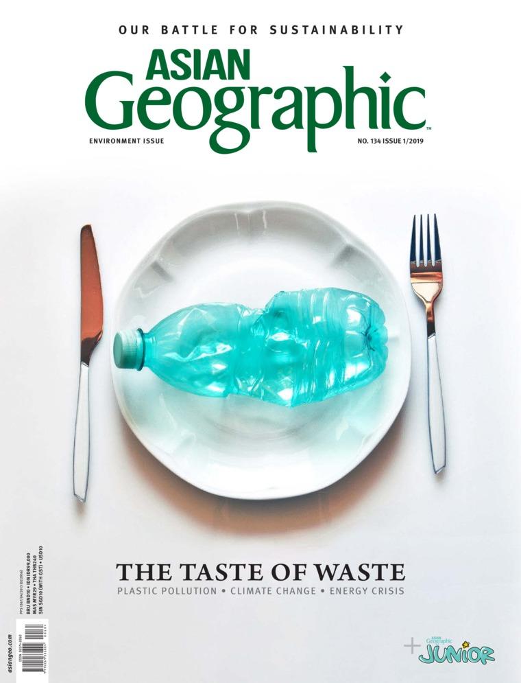 Majalah Digital ASIAN Geographic ED 134 Februari 2019