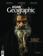 Cover Majalah ASIAN Geographic ED 130 Mei 2018