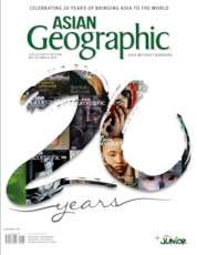 ASIAN Geographic Magazine Cover ED 137 August 2019