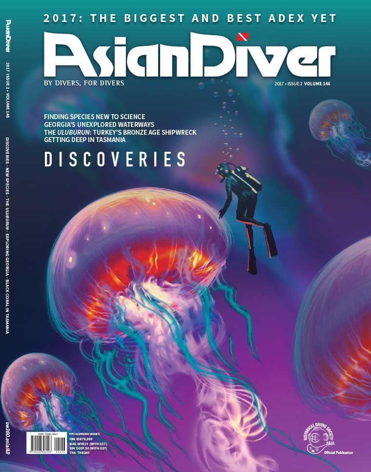 Majalah Digital Asian Diver ED 146 Juli 2017