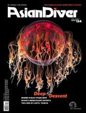 Cover Majalah Asian Diver ED 134 2014
