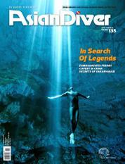 Cover Majalah Asian Diver ED 135 2014