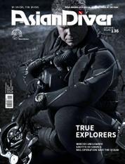 Cover Majalah Asian Diver ED 136 2015